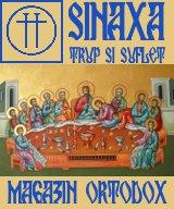 Magazinul TRUP SI SUFLET al asociatiei ortodoxe SINAXA: <b>carti duhovnicesti, leacuri naturale si bucate sanatoase</b>