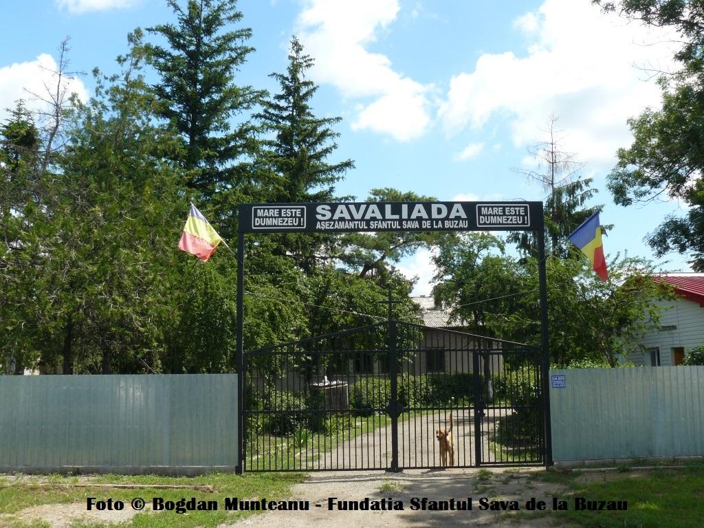 Sprijin pentru Asezamantul SAVALIADA, creat de parintele MILEA de la Buzau, sub ocrotirea Sf. Sava, pentru ajutorul persoanelor defavorizate