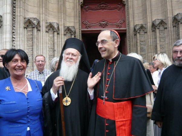 Patriarhul Ecumenic Bartolomeu despre 'reabilitarea deplinei comuniuni între Bisericile Creştine în Europa'!