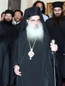 Mitropolitul Pavel de Kirineia spune un NU canonic rugaciunilor in comun cu heterodocsii