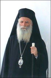 "Mitropolitul Serafim de Kithire: <i>Semnez cu osardie ""Marturisirea de Credinta""</i>"