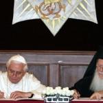 TURKEY-VATICAN-POPE-BARTHOLOMEW I