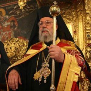 Arhiepiscopul Ciprului pune AVEREA BISERICII la dispozitia STATULUI pentru iesirea din criza!/ Complet defazat, Patriarhul Daniel cere iarasi bani autoritatilor pentru CATEDRALA. Cu ce pret?