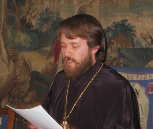 """Ucraina a INTERZIS accesul Mitropolitului Ilarion, seful """"EXTERNELOR"""" Patriarhiei Moscovei, pe teritoriul sau"""