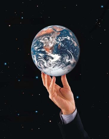 Planurile ONU pentru un 'GUVERN MONDIAL' cu pretextul INCALZIRII GLOBALE
