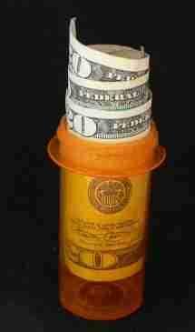 medicine-money
