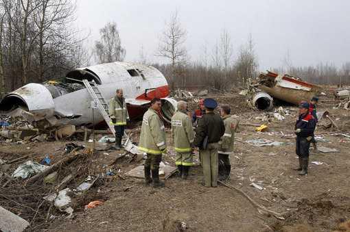 PARCHETUL POLONIEI a pus sub acuzare controlorii de trafic din RUSIA pentru PROVOCAREA INTENTIONATA a TRAGEDIEI AVIATICE DE LA SMOLENSK