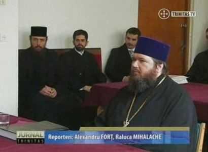 SFADA PE SEAMA SFINTILOR INCHISORILOR/ Nu ajungeau taxele guvernului: Patriarhul Romaniei pune si el taxe pe nunti si botezuri. IN TIMP CE PATRIARHUL ILIA AL GEORGIEI BOTEAZA PERSONAL MII DE COPII, GRATUIT/ PS Sofronie si-a luat cumva doctoratul in monofizitism? <i>(Stiri religioase 13-21 ianuarie 2011)</i>