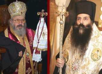 Mitropolitul Serafim de Pireu demonstreaza necanonicitatea caterisirii episcopului sarb Artemie