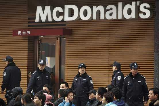Tentative de creare a unei miscari protestatare si in China