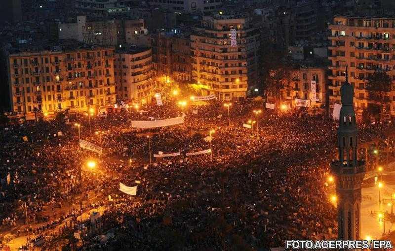 """<b>Semnificatiile exploziilor """"revolutionare"""" din tarile arabe</b>. Cum """"ajuta"""" foametea si Google la forjarea unei conflagratii mondiale? ROLUL-CHEIE AL EGIPTULUI IN DESTABILIZAREA DECISIVA A ORIENTULUI MIJLOCIU. DE CE NI SE VORBESTE TOT MAI DES DESPRE """"VIITORUL RAZBOI""""? <i>(Stiri 30 ianuarie- 2 februarie 2011)</i>"""