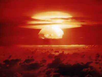 Razboiul nuclear, benefic pentru combaterea incalzirii globale, conform simularilor NASA