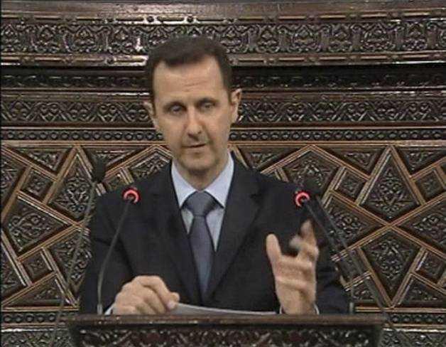 REVOLTELE DIN SIRIA: presedintele Bashar al-Assad acuza o conspiratie in spatele protestelor ce au fost reprimate violent