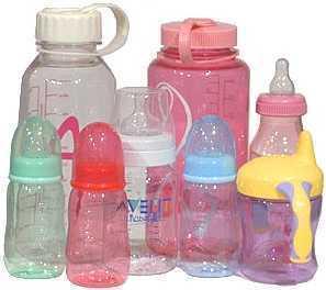 Biberoanele din plastic (cu BIPHENOL A) – interzise din aceasta luna in Uniunea Europeana