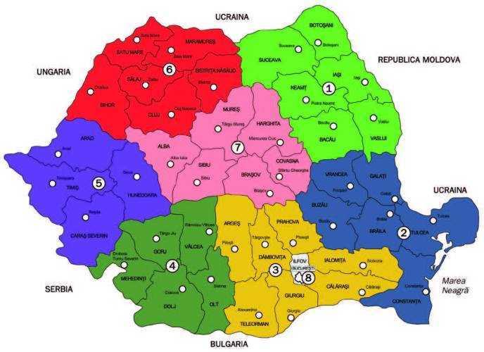 IMINENTA FEDERALIZARE SI DESTRAMARE A ROMANIEI PRIN REGIONALIZARE. Avertismentele Acad. Dinu Giurescu. Tradarea nationala in forma continuata a partidului lui Basescu