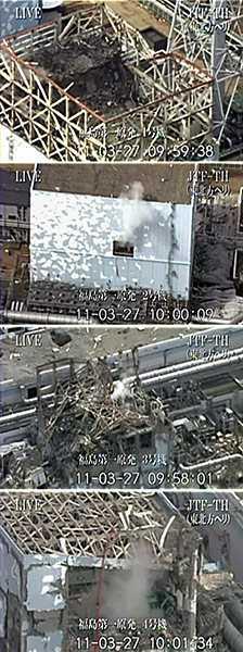 <b>UPDATE</b>: FUKUSHIMA – O LUPTA CA SI PIERDUTA? Miezul reactorului 2 – topit. Cel mai inalt nivel al radiatiilor inregistrat de la declansarea catastrofei. Le Monde: <i>Amenintarea nucleara va dura decenii</i>