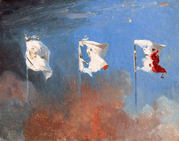 La Marseillaise, imnul revolutiei franceze, suierat in urechile tarilor arabe. PROPAGANDA SI CONTRA-PROPAGANDA PE AGENDA REVOLTELOR DIN ORIENTUL MIJLOCIU