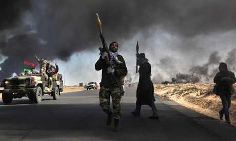 UPDATE – ONU da dezlegare pentru interventie militara asupra Libiei, in timp ce fortele lui Gaddafi ataca Benghazi
