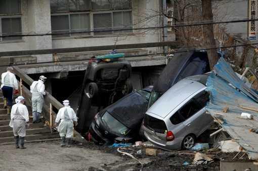 UPDATE – Tabloul situatiei prezente, cronologia si bilantul provizoriu al lantului de calamitati din Japonia