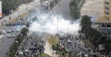 Interventia militara a Arabiei Saudite in Bahrain. Mizele regionale si globale