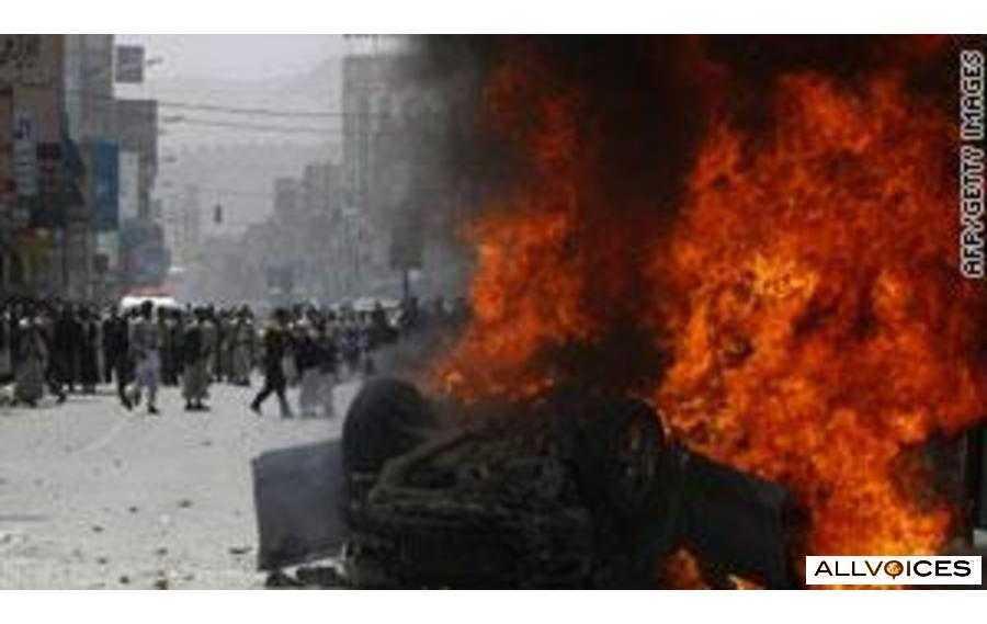 Yemen – STARE DE URGENTA, tulburari in Siria, evolutii in Egipt (UPDATE)