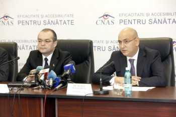 Duta, CNAS: din 2012 vom avea reteta electronica