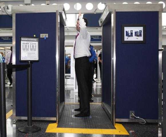 SCANERE CORPORALE: Comisia de Transport si Turism a Parlamentului European adauga scanerele corporale pe lista de metode de supraveghere a pasagerilor