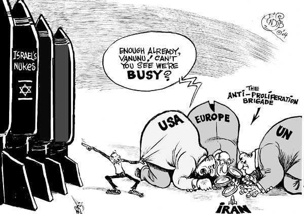 """Ex-seful MOSSAD afirma ca un atac asupra Iranului ar fi stupid, desi acesta ar detine o """"infrastructura nucleara clandestina"""""""