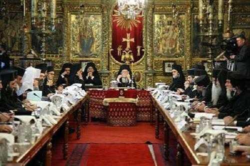 Patriarhii Bartolomeu, Teofil, Kirill si Arhiepiscopul Hrisostom al Ciprului se delimiteaza de Episcopul Artemie intr-o scrisoare catre Patriarhul Irineu al Serbiei