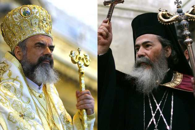Articolele saptamanii: <b><i>'Maica Bisericilor' – tarata in luptele pentru putere</i></b>
