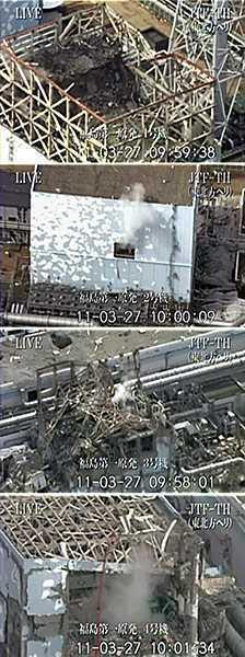 <b>Fukushima: MIEZUL A TREI REACTOARE – TOPIT COMPLET LA CATEVA ORE DUPA CUTREMUR (!), iar nivelul radiatiilor a fost <i>dublu</i> fata de cel admis</b>. Strategii grave de ascundere a dimensiunii dezastrului de catre autoritatile japoneze