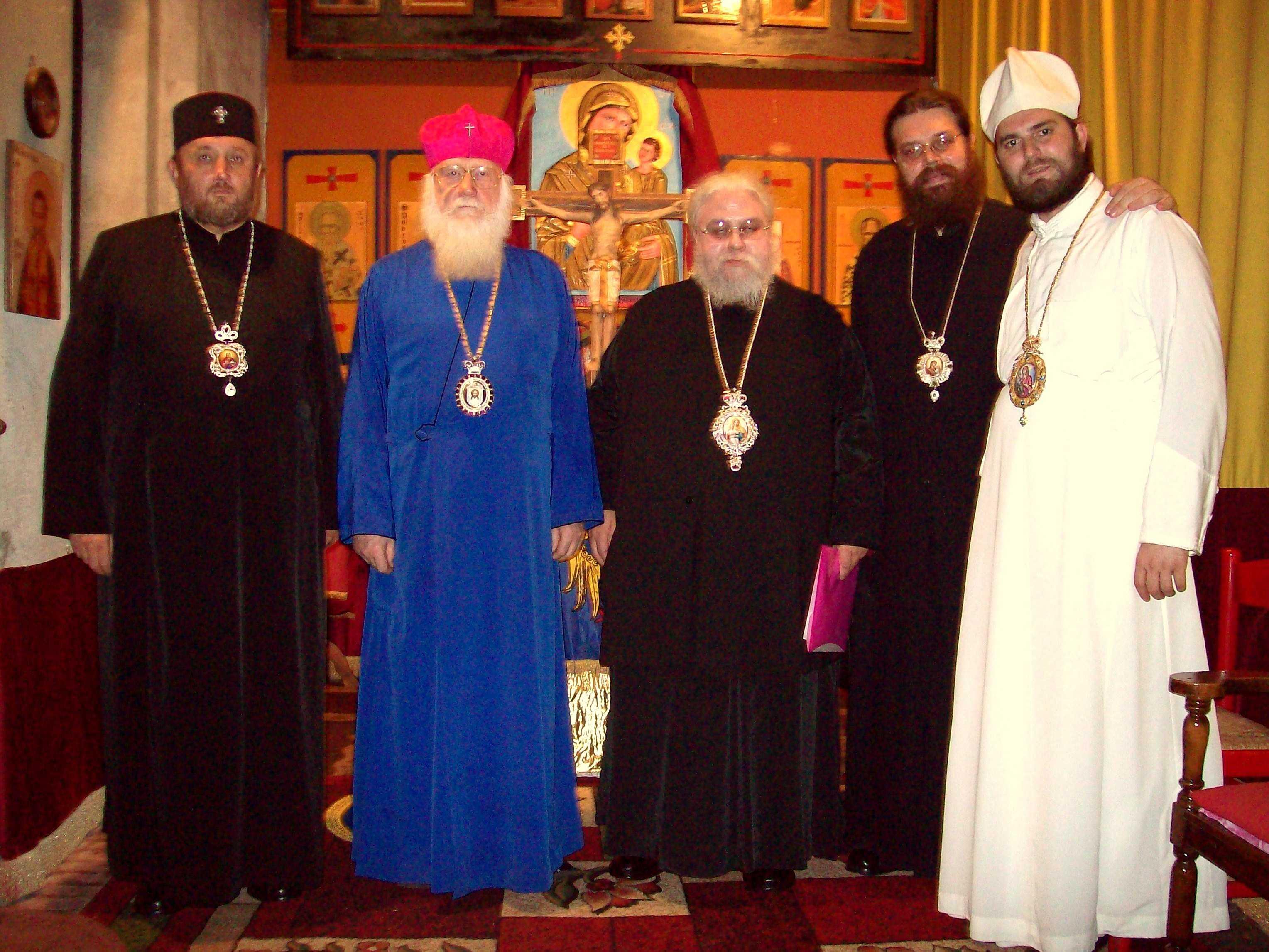 Ex – preotul stilisto-ecumenist Florian Bichir face lobby in Evenimentul Zilei fratiorilor sai de la SINODUL TALHARESC DIN MILANO