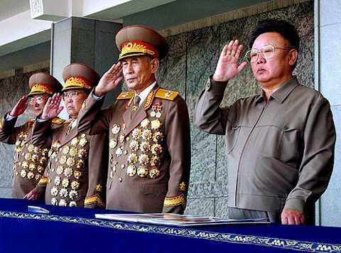 Pregatiri de razboi in Coreea de Nord