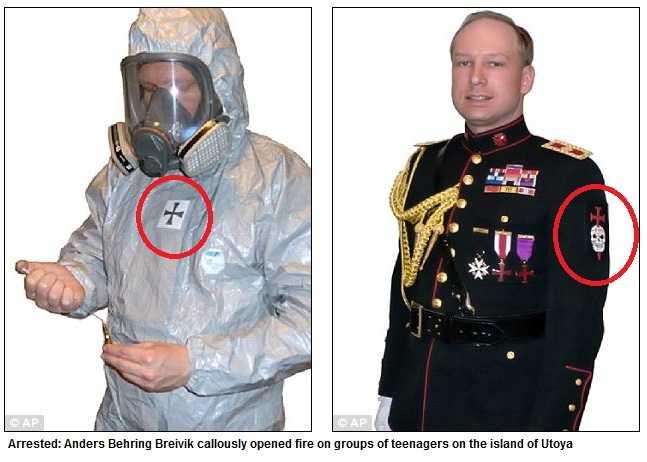 "NOUL ""PERICOL"" SI INAMIC PUBLIC MONDIAL: <i>""FUNDAMENTALISMUL DE EXTREMA DREAPTA"" SI… CRESTIN</i>: ""analistii"", ""expertii"" si politia ne ""avertizeaza"" ca <b>s-ar fi nascut un nou avatar al terorismului</b>, acreditand teza propagandistica ca Breivik nu este un caz izolat!"