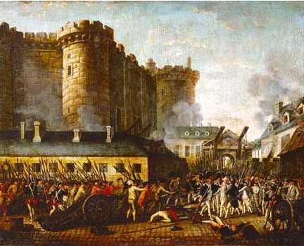 <i>Aux armes, citoyens!</i> 14 iulie, ziua Frantei si a caderii Bastiliei, o comemorare a PRIMULUI EXPERIMENT TOTALITAR AL MODERNITATII ILUMINISTE