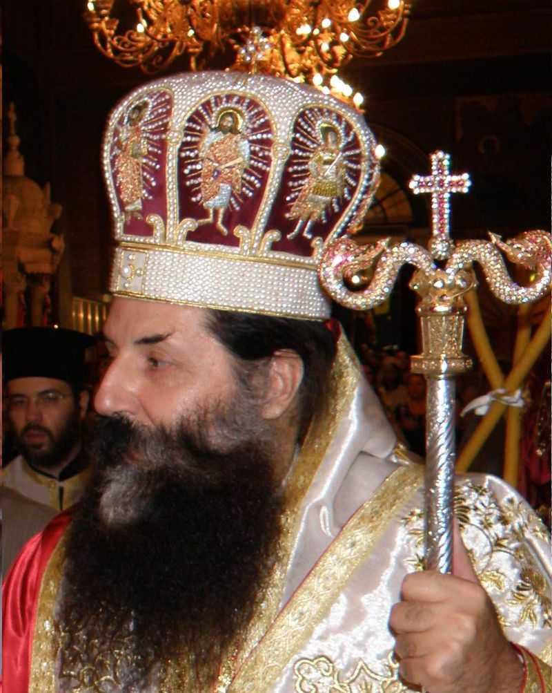 """ANTIHRISTUL ESTE """"MESIA"""" ASTEPTAT ASTAZI DE EVREI – marturiseste in fata unui rabin Mitropolitul Serafim de Pireu. Ce este si ce rol are CABALA?"""