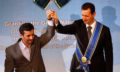 """SE PREGATESTE URMATOAREA TINTA? SUA si Israel, """"ingrijorate"""" de arsenalul armelor de distrugere in masa ale Siriei, Iranul merge inainte cu programul nuclear"""