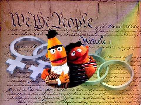 Desenele animate <i>Papusile Muppets</i>, supuse unui AGRESIV LOBBY GAY