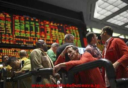 IARASI PANICA PE BURSE. CHINA VREA COORDONARE CU SUA pentru a reface increderea pietelor financiare