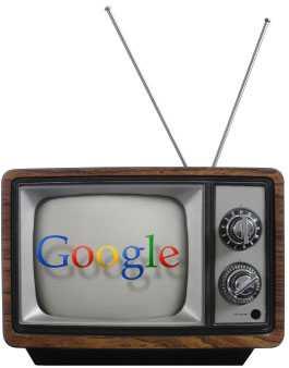 Integrarea INTERNETULUI CU TELEVIZIUNEA, DORITA DE SEFUL GOOGLE. <b>Sa ne amintim profetiile sfintilor legate de TELEVIZOR si aparitia ANTIHRISTULUI</b>