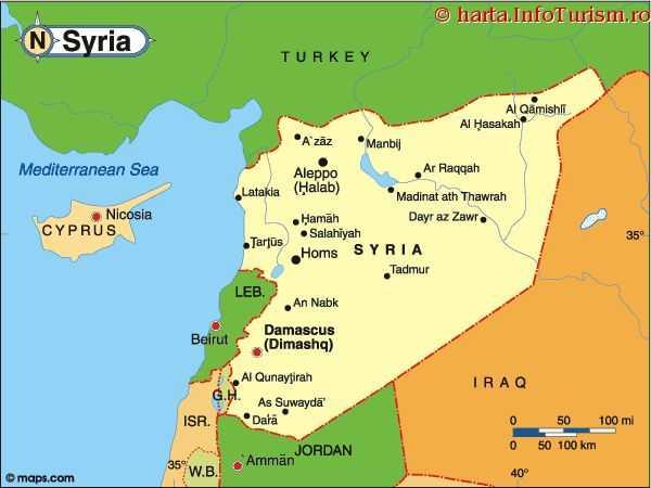 Ce va urma in Siria? MINISTERUL ROMAN DE EXTERNE VREA SA EVACUEZE MIILE DE ROMANI DE ACOLO