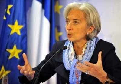 Seful FMI Christine Lagarde: <i>Economia mondiala se confrunta cu riscuri, RESPONSABILII POLITICI TREBUIE SA AIBA CURAJUL DECIZIILOR NECESARE</i>. Obama si Merkel raspund, pledand pentru ACTIUNI CONCERTATE LA NIVEL GLOBAL
