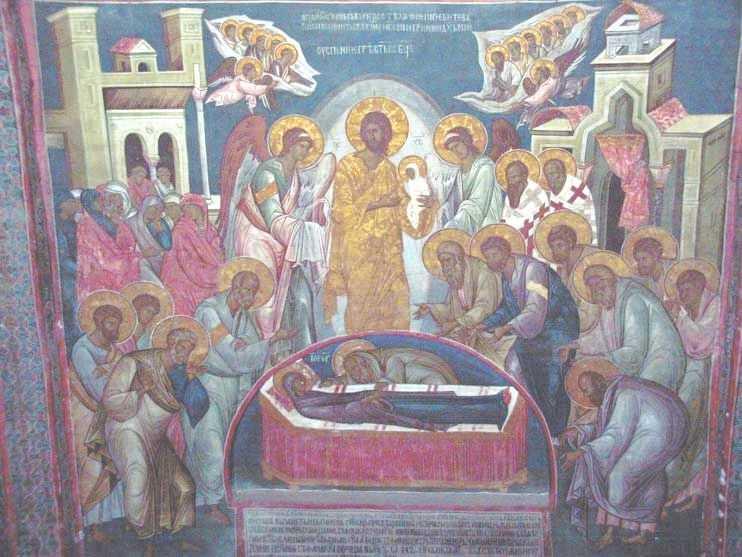 CANTARI PSALTICE pentru Adormirea Maicii Domnului <i>(video si audio – download)</i>