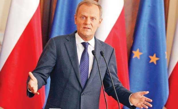 Premierul Poloniei sustine si el CEDAREA SUVERANITATII NATIONALE a statelor europene IN FAVOAREA GUVERNULUI ECONOMIC EUROPEAN
