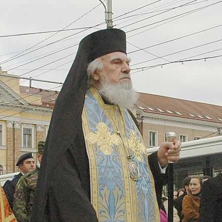 IPS BARTOLOMEU ANANIA DESPRE ROSIA MONTANA (2007; si audio); PARINTELE IUSTIN PARVU DESPRE AURUL ROMANIEI (2011, video)