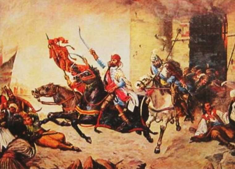 Imperiul Otoman Contra-ataca