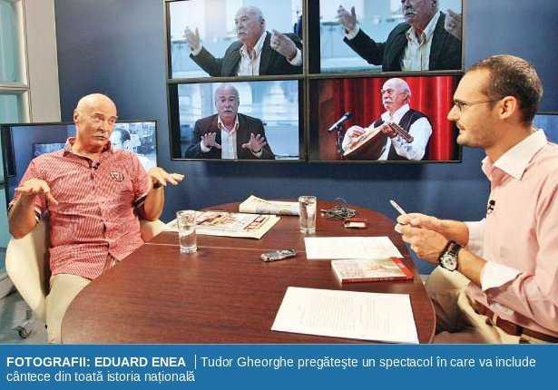 Tudor Gheorghe despre decaderea Romaniei si rusinea de a fi roman