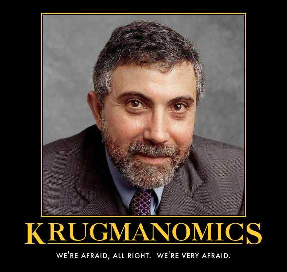 Acum si Paul Krugman confirma: VINE RECESIUNEA
