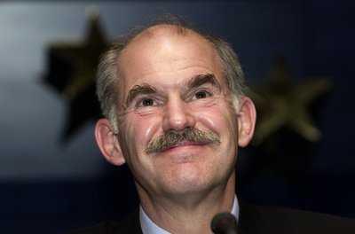 """Stiati ca… Premierul Giorgos Papandreou are nevoie de GARDA DE CORP si cand se intalneste cu proprii colegi de partid? SAU DESPRE CINE SUNT """"CERCURILE"""" CARE IMPIEDICA """"REFORMA"""" IN GRECIA?"""