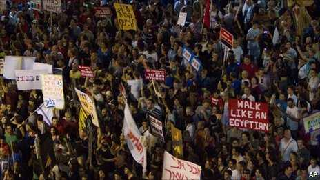 "Protestele sociale MASIVE continua in Israel/ FURTUNA PE PIETELE BURSIERE: banci franceze in picaj, Grecia se afunda/ CE LOCURI DE MUNCA LI SE ""OFERA"" ROMANILOR?"
